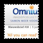 Nieuwsbrief Omnius